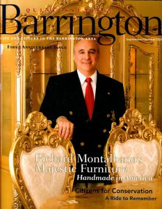 Barrington Cover